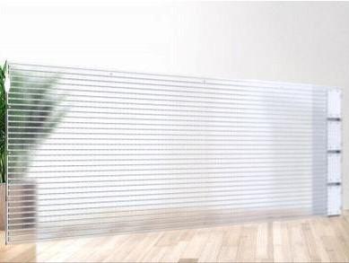 フィルム型LEDディスプレイ